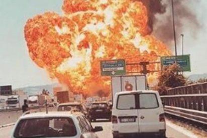 Fuerte explosión cerca del aeropuerto de Bolonia deja 2 muertos y 55 heridos