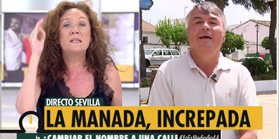 """El abogado de 'La Manada' pide no ser insultado en Telecinco y descubre el lado más soez de la fanática Fallarás: """"¡Hablo como me da la gana!"""""""