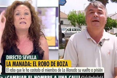 """El abogado de 'La Manada' pone histérica a Fallarás, que estalla de rabia contra él: """"¡Eres un deleznable y un miserable!"""""""