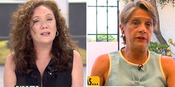 """La franquista de Telecinco y la radical Fallarás chocan frontalmente otra vez: """"¡Qué traumas personales tiene usted!"""""""