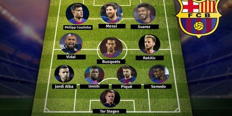 El super equipo que formó el Barcelona para intentar destronar al Real Madrid en la Champions League