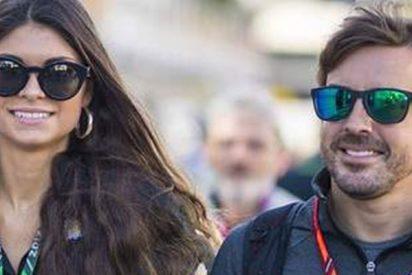Fernando Alonso y Linda Morselli se casan