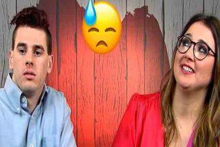'First Dates': el tipo suelta una bestial guarrada en plena cena y la chica no sabe dónde meterse