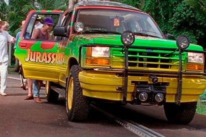 """Jurassic Park: Desvelamos los secretos del Ford Explorer """"autónomo y completamente eléctrico"""