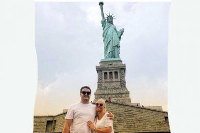 Belén Esteban disfruta de unas super vacaciones junto a Miguel