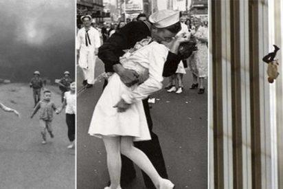 La historia oculta detrás de 5 fotos que marcaron a la Humanidad