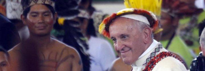 """Francisco: """"Los Pueblos Indígenas, riqueza para la humanidad"""""""