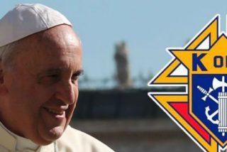 """El Papa pide a los Caballeros de Colón defender la familia """"en un mundo lleno de luces contrarias al Evangelio"""""""
