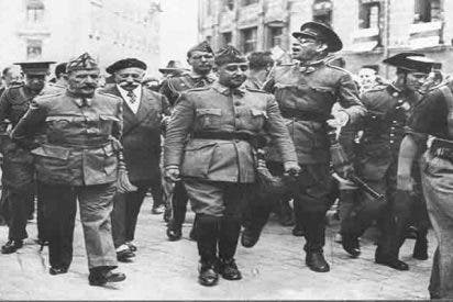 Dos antiguos nº 1 del Ejército y el ex jefe del Cuarto Militar del Rey firman a favor del 'militar Franco'