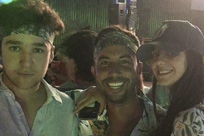 Cachondeo general en redes sociales por las pintas de Froilán en una fiesta en Marbella