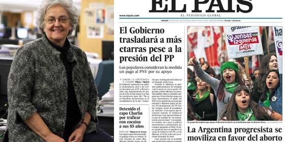 El País y laSexta muestran su mal perder progresista después de que el Senado argentino entierre su sueño del aborto libre