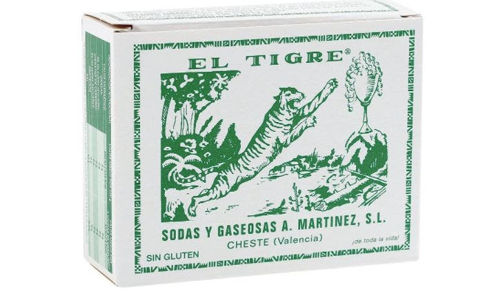 gaseosas el tigre