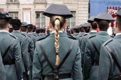 Sargento de la Guardia Civil sancionada por obligar a sus hombres a dejar el servicio para buscarle los perros