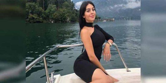 Georgina Rodríguez presume de sus leggings a lo JLo con los que roba el corazón a Cristiano Ronaldo