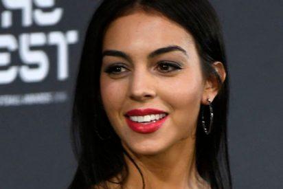 Georgina Rodríguez se rinde a la moda italiana