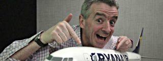Michael O'Leary cobrará el equipaje de mano a partir de noviembre a todos los pasajeros de Ryanair