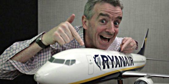 La compañía Ryanair mantendrá su base en Gerona a cambio de recortar las condiciones laborales de su personal