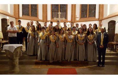 El Coro de la UPSA 'Tomás Luis de Victoria' actúa en Alemania