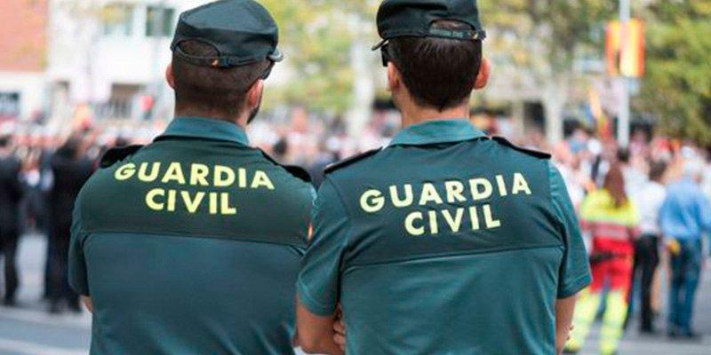 """Condenan a prisión a un guardia civil que mandó """"a tomar por culo"""" al teniente coronel"""