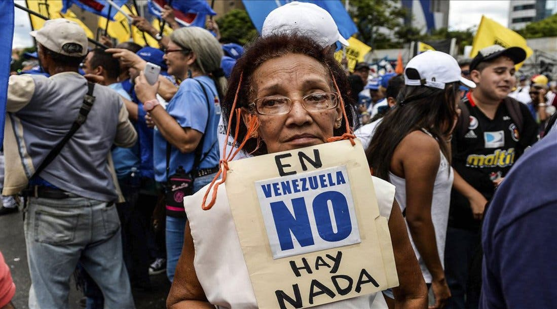 La Asamblea Nacional de Venezuela rechaza la chapuza monetaria que del dictador Nicolás Maduro