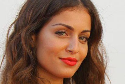 ¡Irreconocible!: Así es Hiba Abouk sin nada de maquillaje