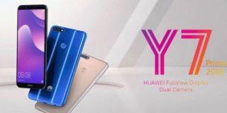Huawei Y7 Prime 2018 exclusivo en Amazon por 199 € | review