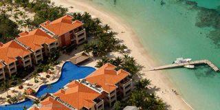 Hoteles de lujo en Roatán: Infinity Bay Spa & Beach Resort