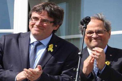 El supremacismo de Puigdemont y Torra es repugnante