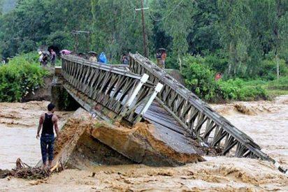 La Iglesia redobla sus esfuerzos para paliar la devastación tras las inundaciones en India
