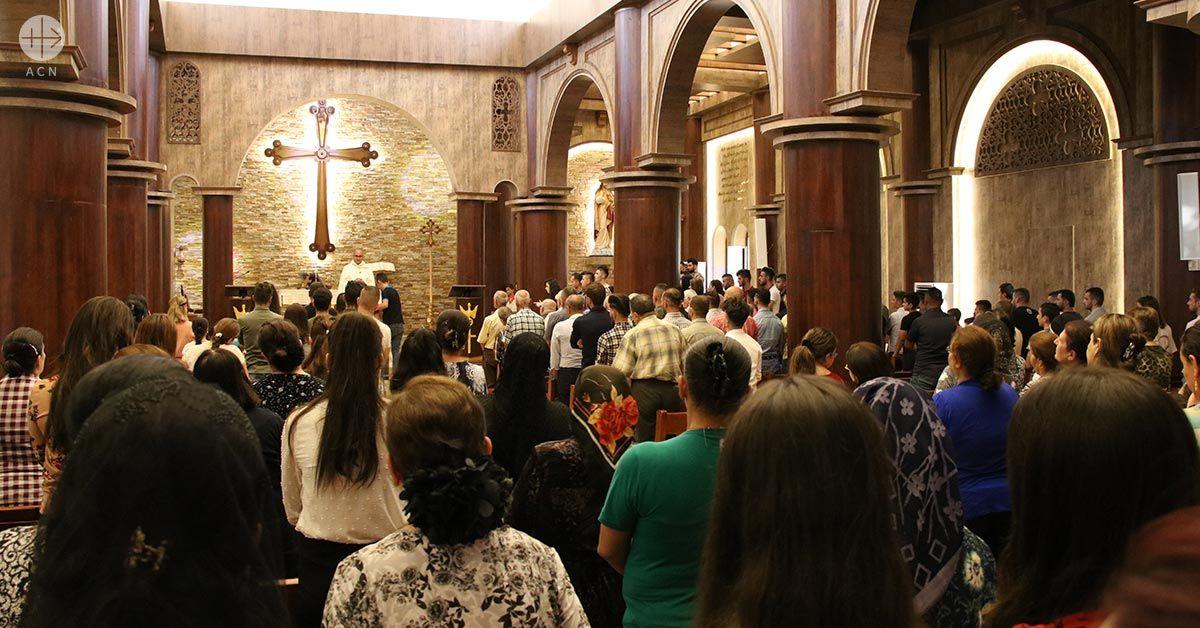 Los cristianos regresan a la llanura de Nínive