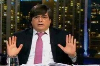 """El periodista Jaime Bayly se burla del """"dictador estrafalario"""" Evo Morales y de su autoproclamación """"leyendo un papelito que le escribió Maduro"""""""