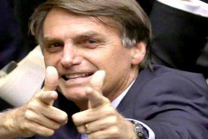 """Jair Bolsonaro: """"Si un policía mata a veinte delincuentes con diez tiros a cada uno tiene que ser condecorado"""""""