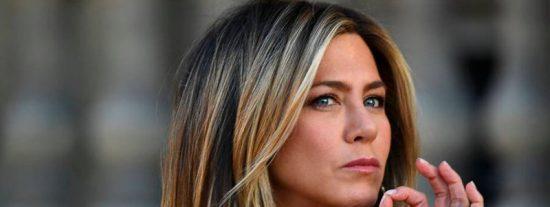 Las críticas brutales contra la primera imagen de Jennifer Aniston en Instagram:
