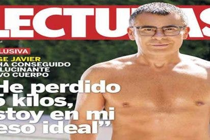 """El 'exgordito' Jorge Javier Vázquez: """"He perdido 15 kilos, estoy en mi peso ideal"""""""