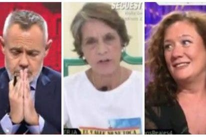 """¿Momentazo televisivo del año? La líder de 'Movimiento por España' llama """"psicópata y agente del demonio"""" a Cristina Fallarás"""