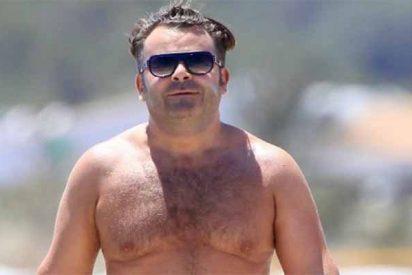 El 'exgordito' Jorge Javier Vázquez acalla todos los rumores sobre su 'six pack'