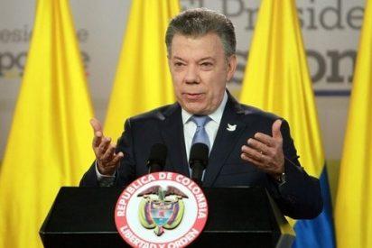 El presidente Juan Manuel Santos otorga la residencia por dos años en Colombia a 440.000 venezolanos