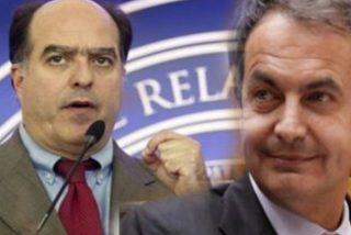 """Julio Borges deja con el culo al aire a Zapatero: """"Me amenazó con la cárcel si no me no plegaba a un acuerdo con el dictador Maduro"""""""