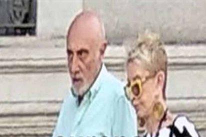 Los paparazzi pillan a la veterana Karmele Marchante sin estelada y en plan 'jubilada' de Sálvame