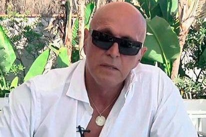 """Kiko Matamoros empieza campaña contra su hijo: """"A mi hijo Diego se le ha ido la olla"""""""