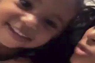 El momento en el que el hijo de Kim Kardashian se niega darle un beso a su madre