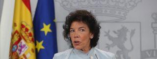 El salvaje ataque de un pez gordo ministerial rompe en mil pedazos la estrategia comunicativa de Sánchez