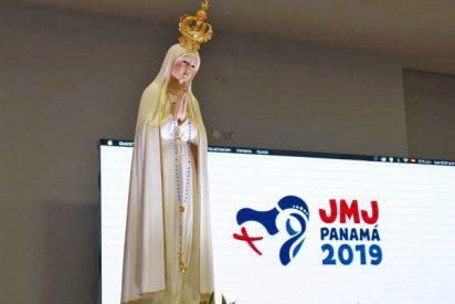 La imagen de la Virgen de Fátima viajará a la JMJ de Panamá