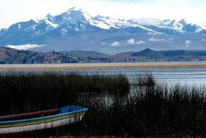 Titicaca, el lago mas alto y navegable del mundo