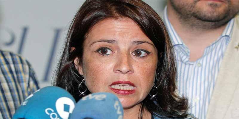 Le dan la del pulpo en Twitter a la ni-ni Adriana Lastra por 'incultura democrática'