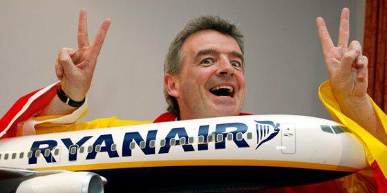"""Michael O'Leary se niega a indemnizar a los pasajeros porque la huelga es una """"causa ajena a Ryanair"""""""