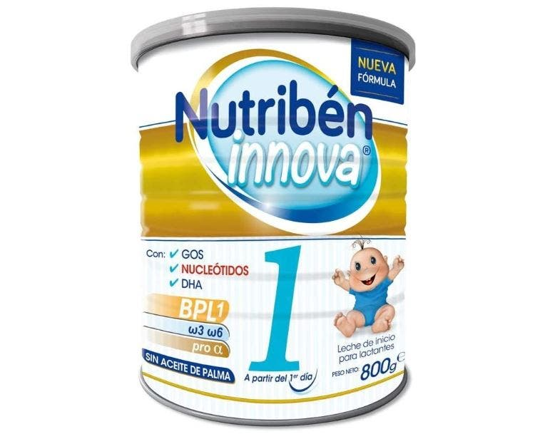 Nutribén - Leche para Lactantes Innova 1
