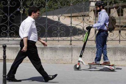 Lime aparca en España: así es el servicio de patinetes eléctricos compartidos de Uber y Google