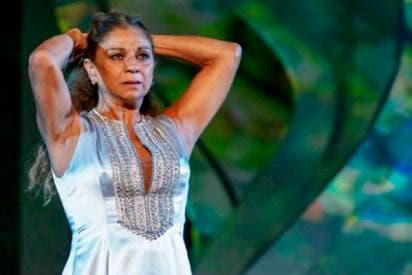 Lolita Flores da vida a 'Fedra' en Mérida