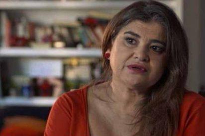 Linchan en las redes a Lucía Etxebarría por terminar su veraneo llamando 'Vulgaria' a Asturias